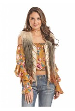 Powder River Outfitters Powder River Ombre Fur Vest