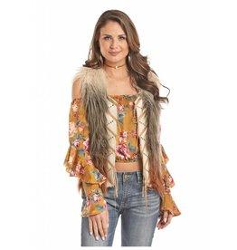 Powder River Outfitters Powder River Ombre Fur Vest