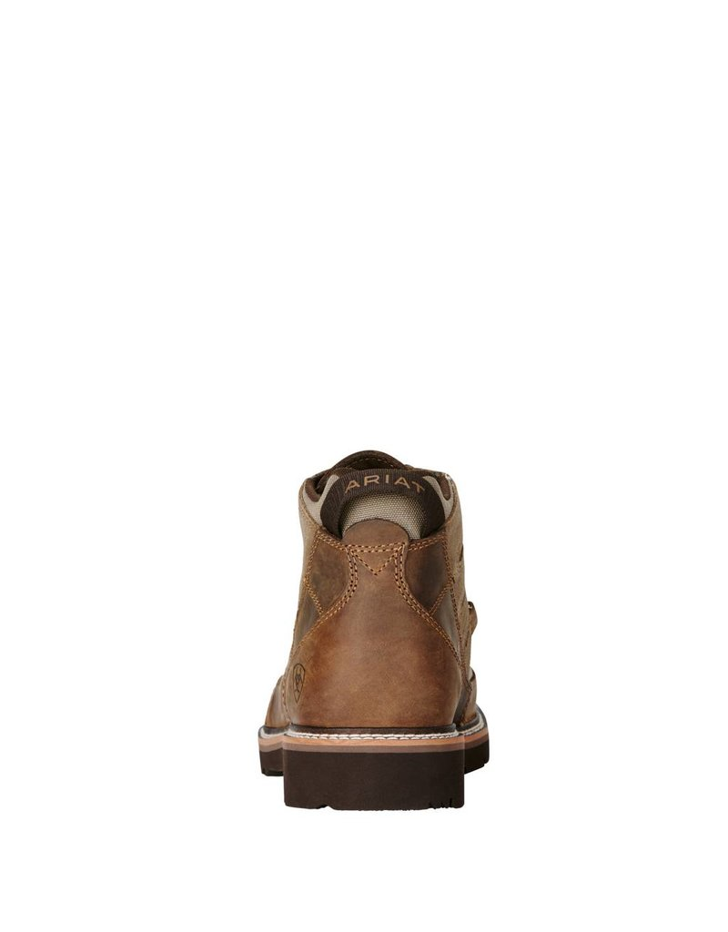 Ariat Ariat Men's Distressed Brown Exhibitor Shoe