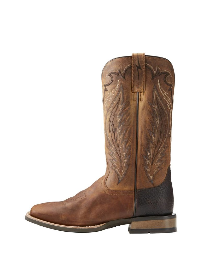 Ariat Ariat Men's Trusty Tan Top Hand Boots