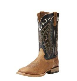 Ariat Ariat Men's Cattleguard Brown Top Hand Boots
