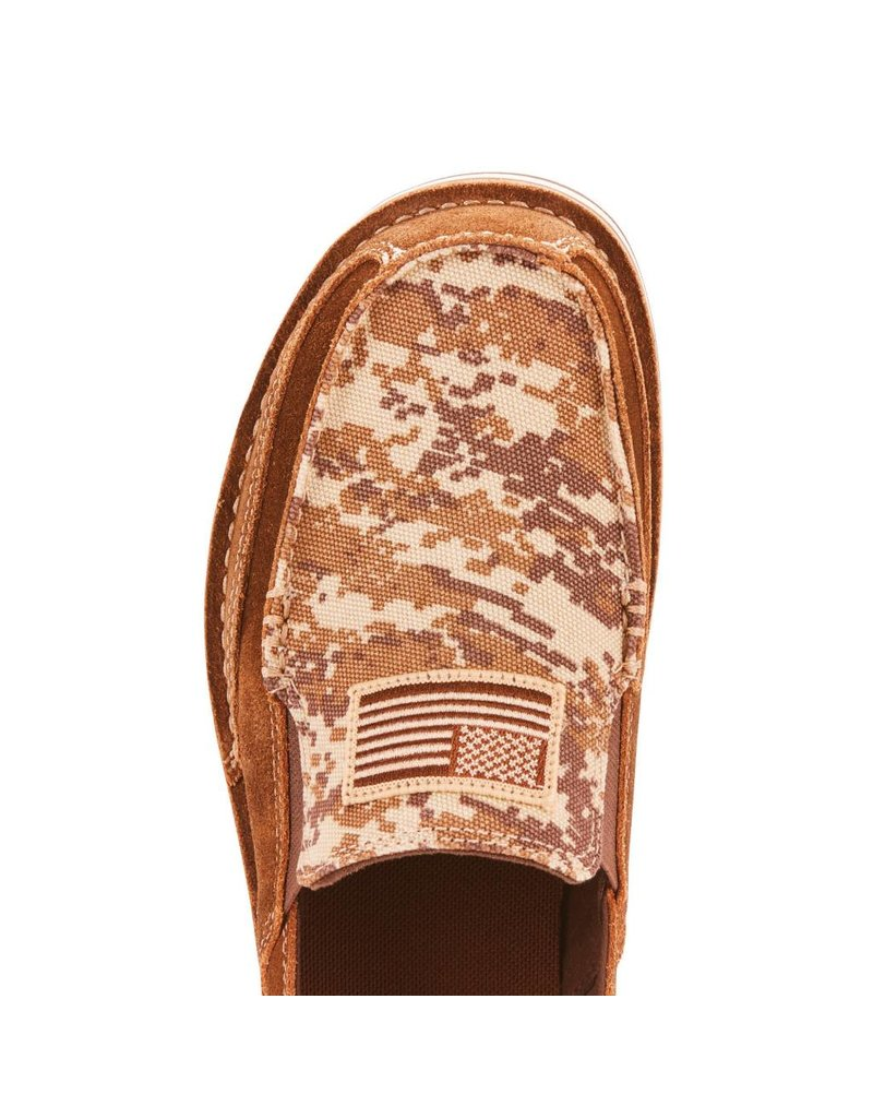Ariat Ariat Men's Camo Patriot Cruisers