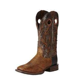 Ariat Ariat Men's Branding Iron Rust Barstow Boots