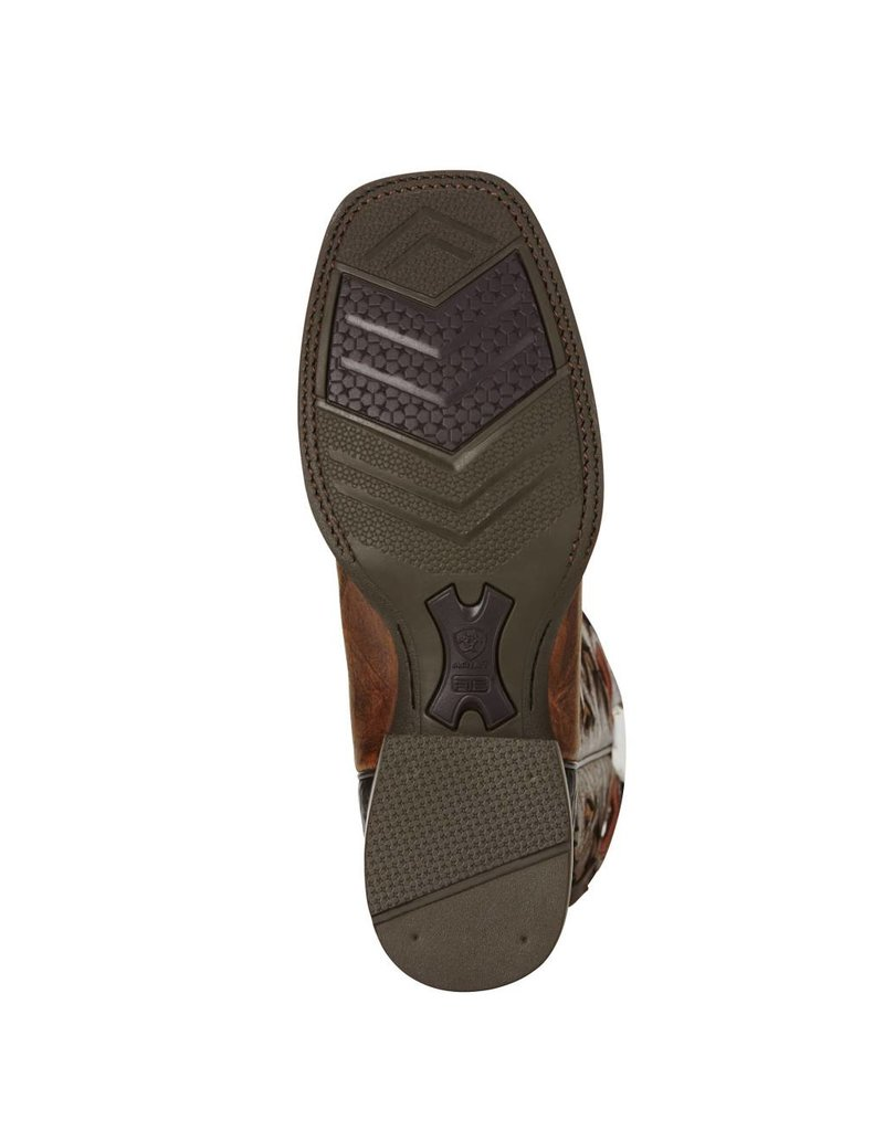 Ariat Ariat Men's Branding Iron Rust Barstow Boots