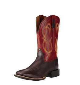 Ariat Ariat Men's Cowboy Coffee Quantum Brander Boots