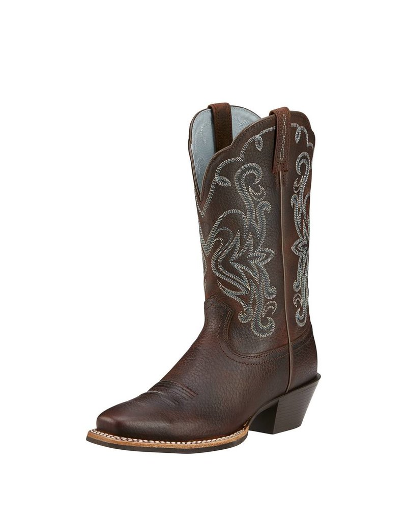 Ariat Ariat Women's Brown Oiled Rowdy Legend Western Boots