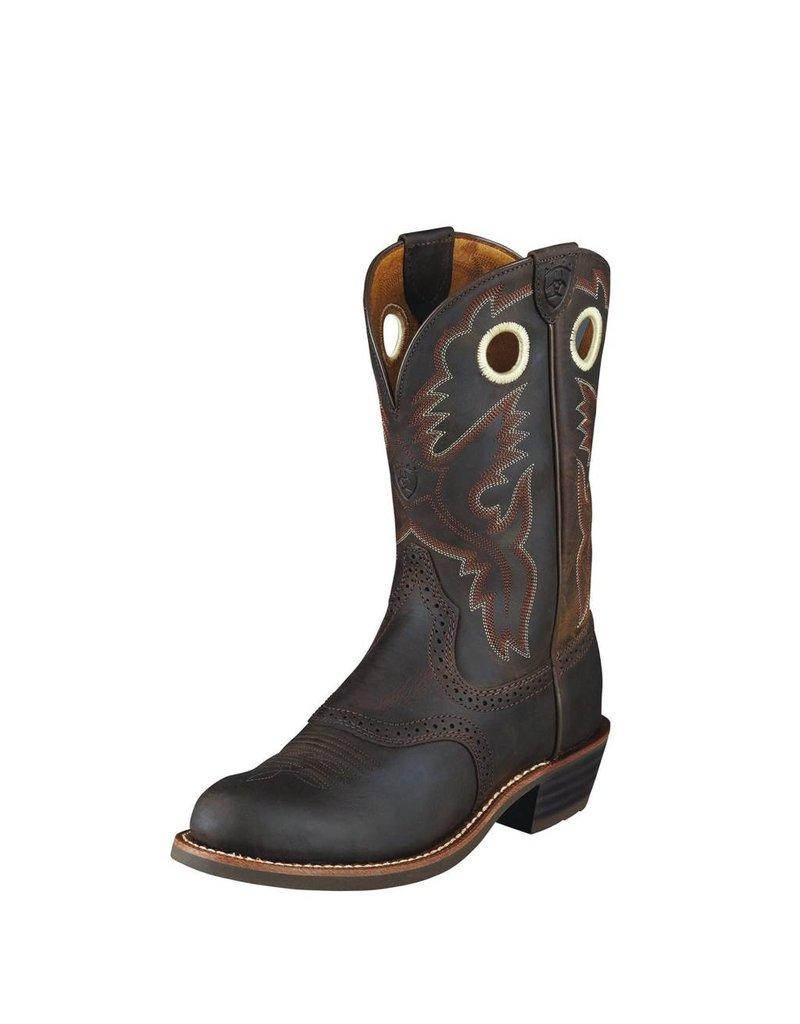 Ariat Ariat Women's Antique Brown Heritage Roughstock Western Boots