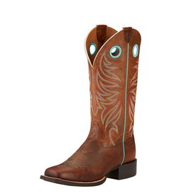 Ariat Ariat Women's Sassy Brown Round Up Ryder Boots