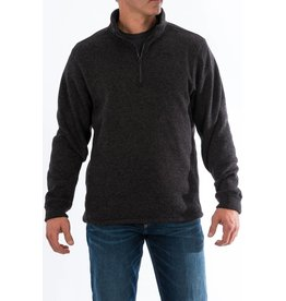 Cinch Cinch Men's Black 1/4 Zip Pullover