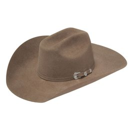 Ariat Ariat 20X Natural Fur Felt Hat