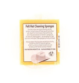 M&F Western Products Felt Hat Cleaning Sponge