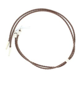 M&F Western Products Brown Braided Vinyl Stampede String