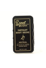 Scout Scout Instant Boot Shine Sponge