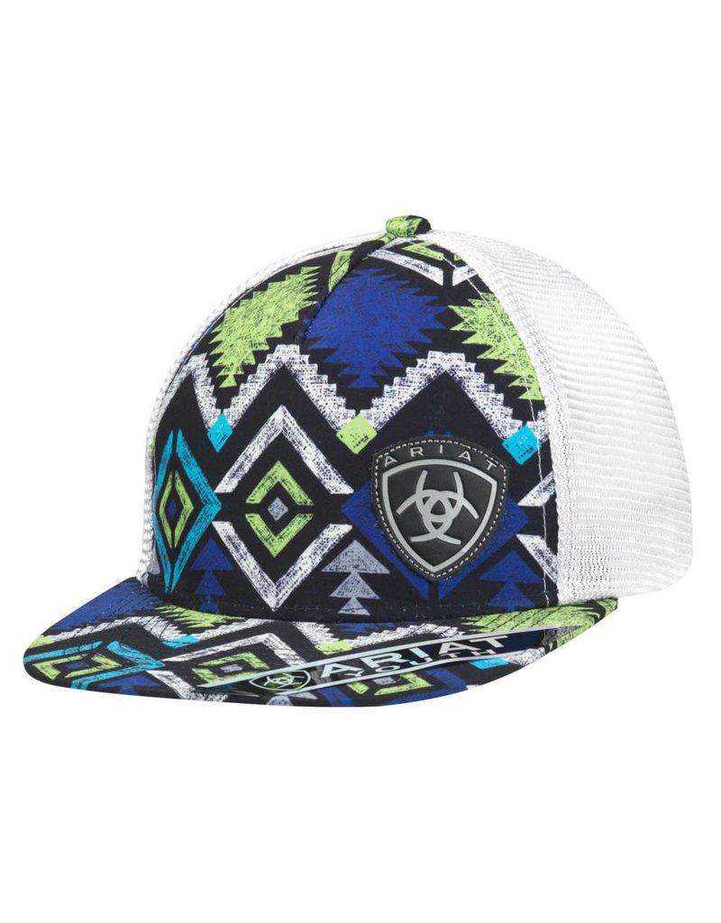 Ariat Ariat Youth Neon Design Cap