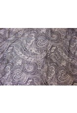 Wyoming Traders Calico Acanthus 100% Silk Scarf