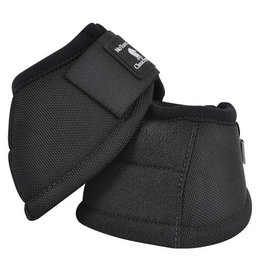 Classic Equine No Turn XT Black Bell Boots