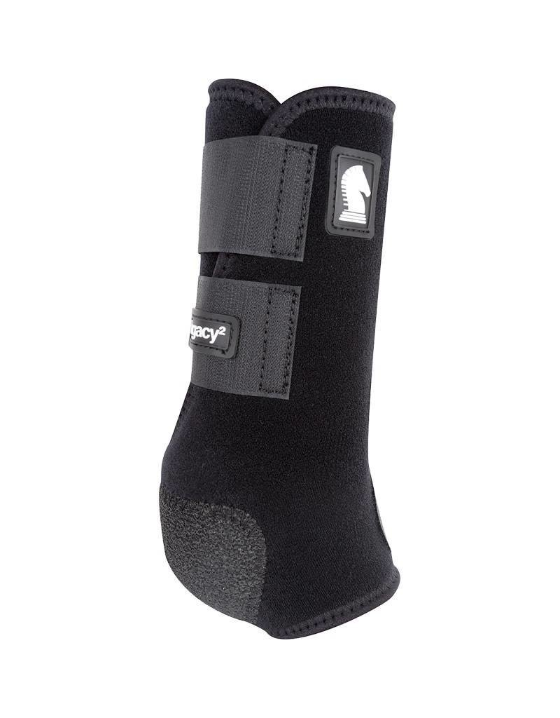 Classic Equine Legacy2 Hind Solid Protective Boots