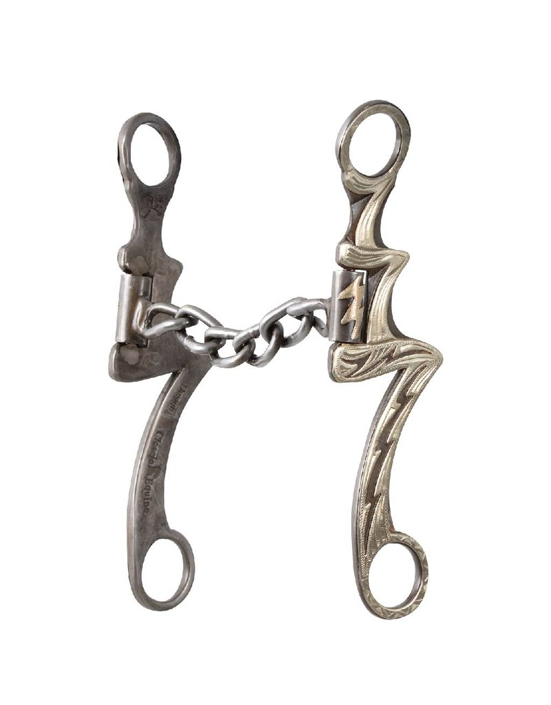 Classic Equine Gist Design Chain Lightning Seven Cheek