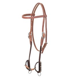 Classic Equine Diamond Draw Copper Wrapped O-Ring