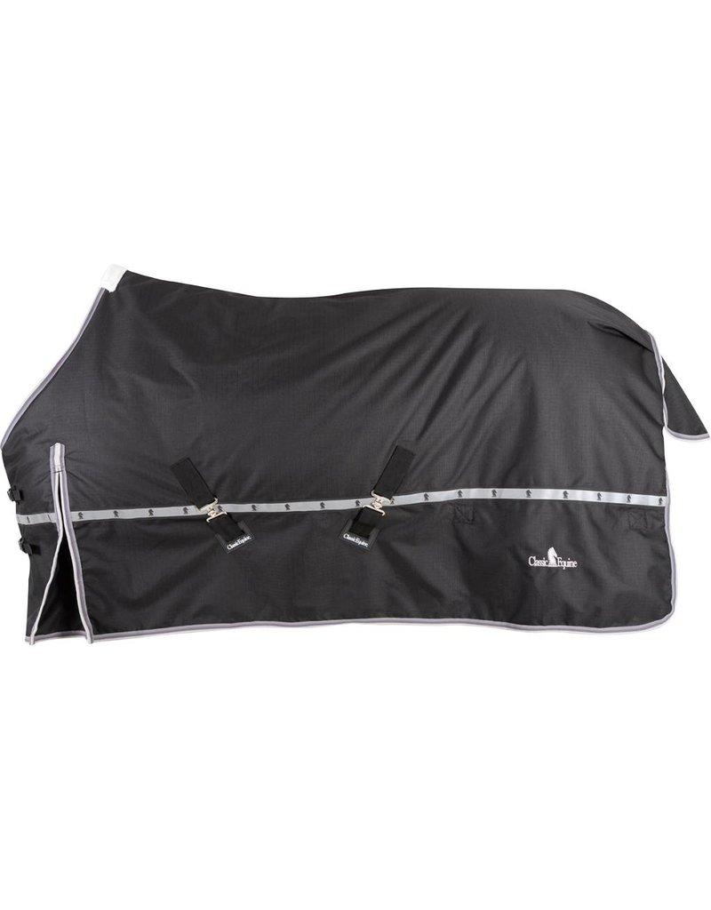 Classic Equine 10K Cross Trainer™ Black Horse Blanket