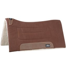 Classic Equine Performance Trainer Brown Pad