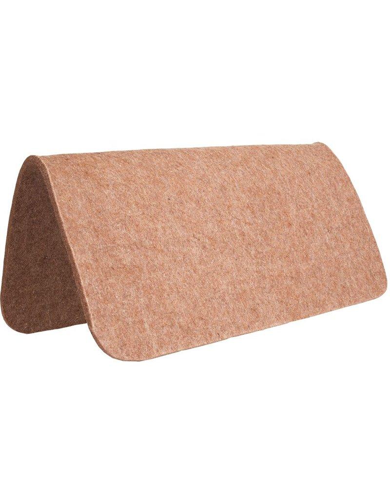 Mustang Tan Wool Pad Protector