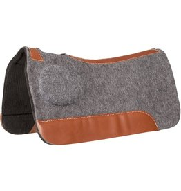 Mustang CorrectFit Barrel Saddle Pad