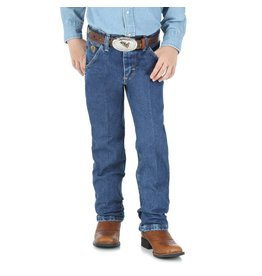 Wrangler George Strait Boys' Original Cowboy Cut® Heavy Stone Denim Jean