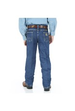 Wrangler George Strait Toddler Boys' Original Cowboy Cut® Heavy Stone Denim Jean