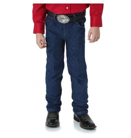 Wrangler Cowboy Cut® Boys' Original Fit  Prewashed Indigo Jean