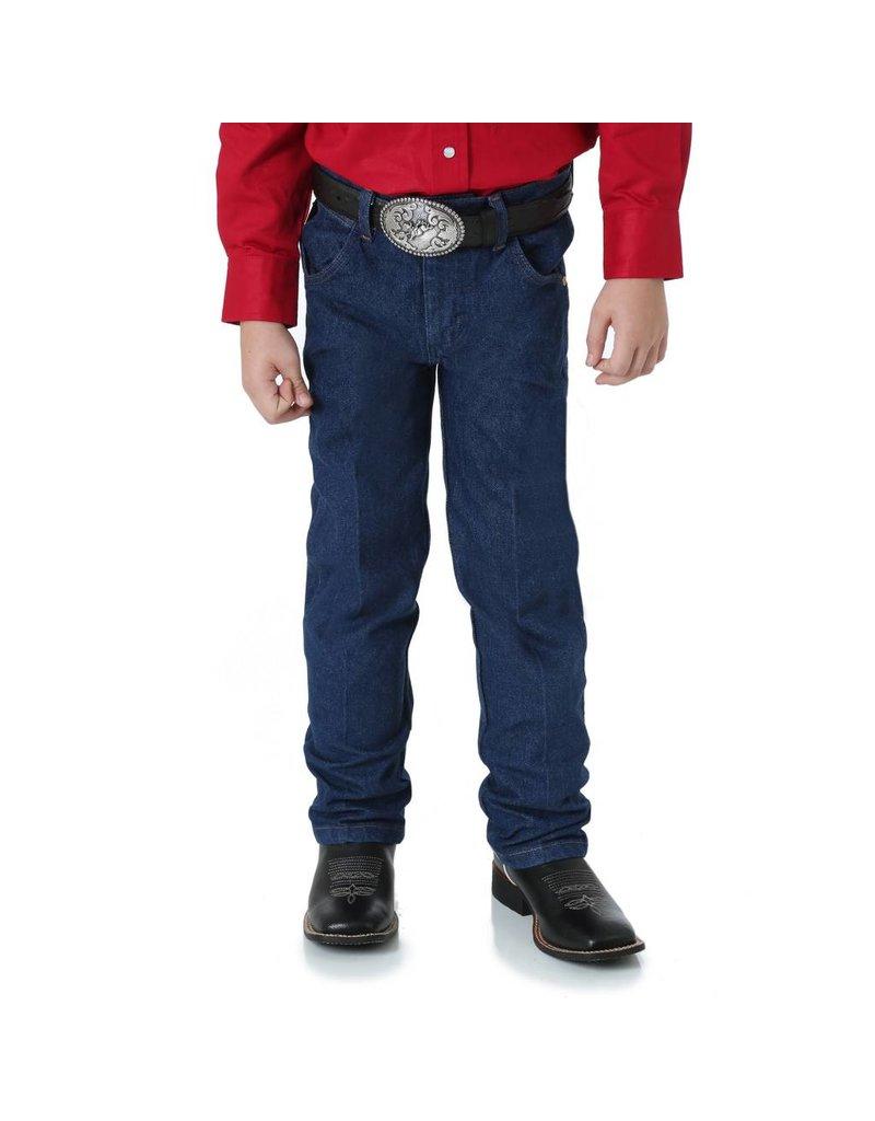 Wrangler Cowboy Cut® Toddler Boys' Original Fit  Prewashed Indigo Jean