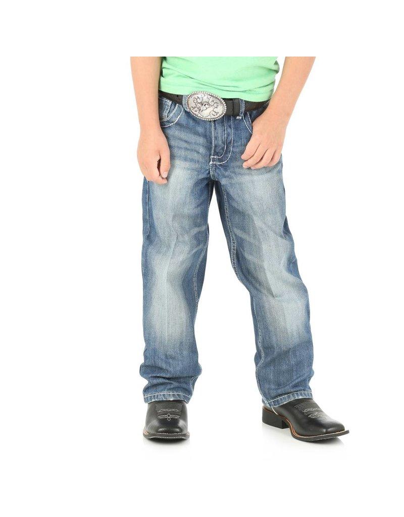 Wrangler Wrangler® Toddler Boys' TwentyX® No. 33 Extreme Relaxed Lasso Blue Jean