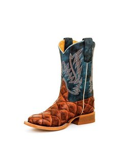 Anderson Bean Anderson Bean Kids' Cognac Filet Fo Fish Seas the Day Boots