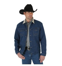 Wrangler Wrangler® Blanket Lined Denim Jacket