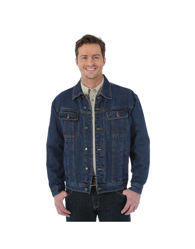 Wrangler Wrangler Rugged Wear® Denim Jacket
