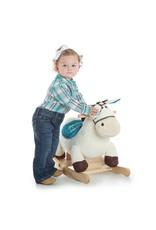 Wrangler Wrangler® Baby Turquoise Long Sleeve Shirt