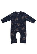 Wrangler Wrangler® Baby Navy Bronc Print Long Sleeve Bodysuit