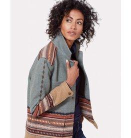Pendleton Woolen Mills Pendleton Western Horizons Wool Coat