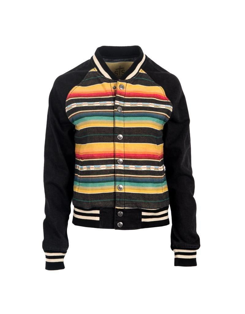 STS Ranchwear The Serape Varsity Jacket