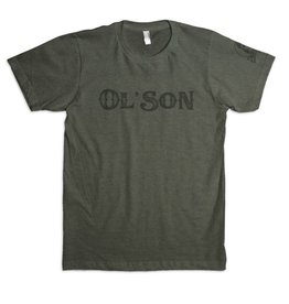 Dale Brisby Ol' Son T in Military Green