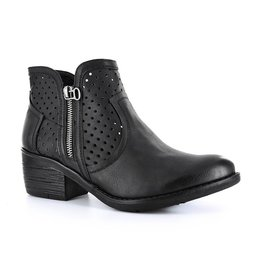 Corkys Footwear Black Bismark Booties