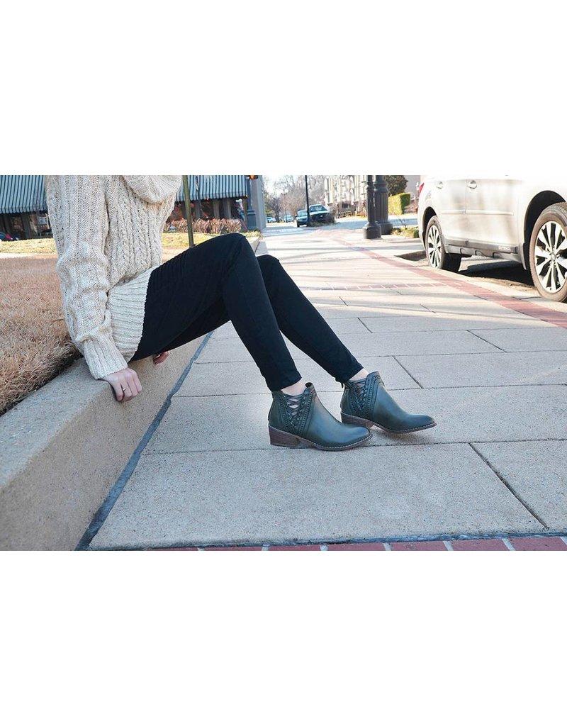 Corkys Footwear Khaki Detailed Booties