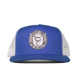 Dale Brisby On to the Next One Seal Snapback in Royal & White Mesh