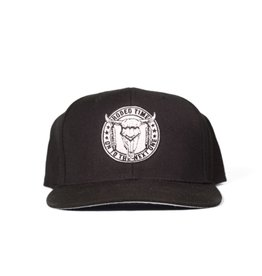 Dale Brisby On to the Next One Seal Snapback in Black