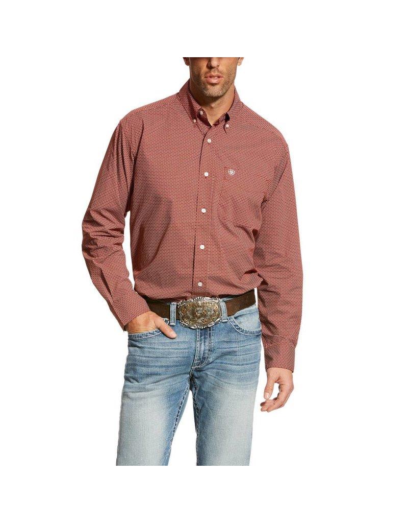 Ariat Ariat Men's Barnabas Long Sleeve Button Down Shirt