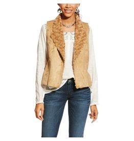 Ariat Ariat Women's Plaza Taupe Alta Vest