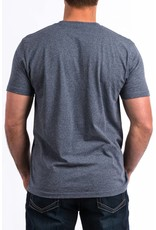 Ariat Cinch Men's Gray Logo Tee