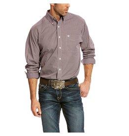 Ariat Ariat Men's Beatroute Zerman Print Long Sleeve Shirt