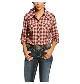 Ariat Ariat Women's Marvelous Plaid Snap Shirt