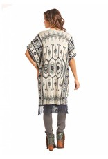 Powder River Outfitters Powder River Aztec Sweater Kimono